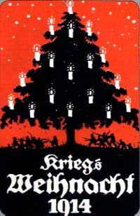 1914 War Christmas