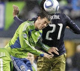 Seattle Sounders 2 – Philadelphia Union 0