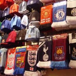 Cheer up, a new soccer shop is in town!