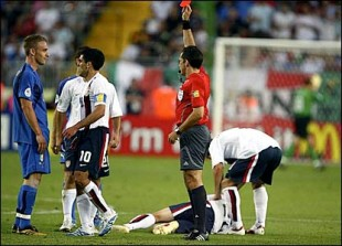 The US and the 2006 World Cup