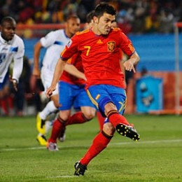 Spain Exorcises Demons Against Honduras