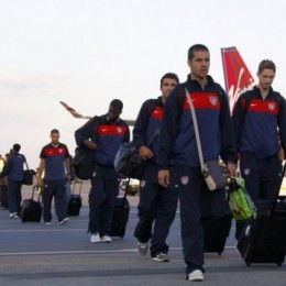 USMNT arrives in SA, schedules post-WC against Brazil, more…
