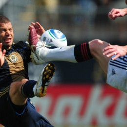 Philadelphia Union 1-1 New England Revolution