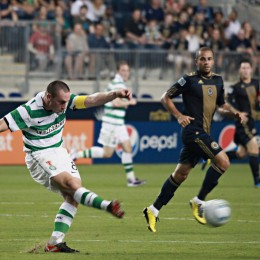 Union v Celtic in pictures
