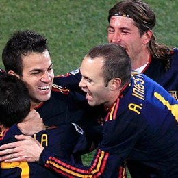 Spain Squeezes By
