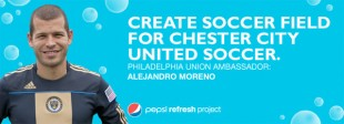 Soda for soccer and more news