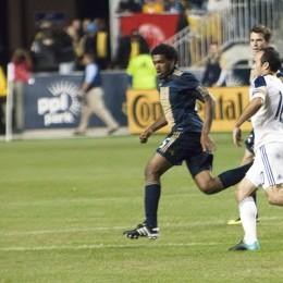 (Photo: Daniel Gajdamowicz) Philadelphia Union LA Galaxy PPL Park