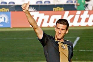 Le Toux wins Fair Play Award, Najar ROTW