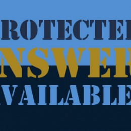 The Union's Protected/Unprotected List