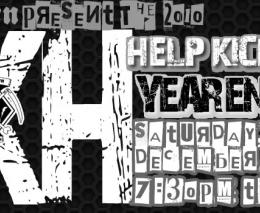 Help kick hunger on Saturday