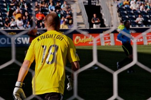 Knighton, Perk earn shutouts, state of US soccer is…?