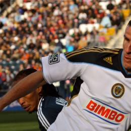 Union vs. Vancouver Whitecaps in photos