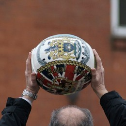 In the beginning: Shrovetide football