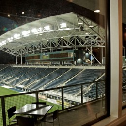 A view of PPL Park. (Photo: Nicolae Stoian)
