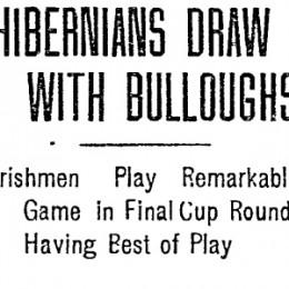 Philadelphia Hibernian in 1911 American Cup Final