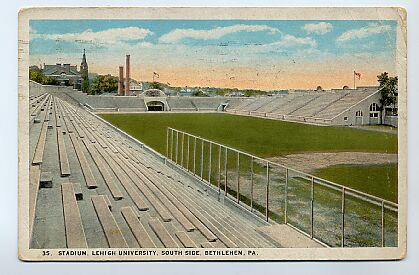Lehigh University's Taylor Stadium