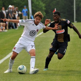 Union reserves 0-1 loss to DC United in pictures