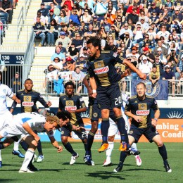 Mondragon, Ruiz are Union's top paid players