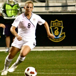 Three Independence players with USWNT at Women's World Cup
