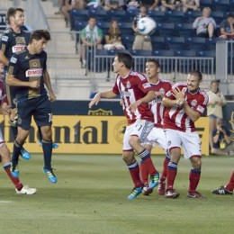 Power rankings, PPL Park love, more news