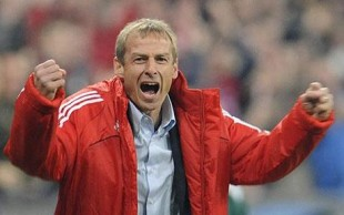 Jurgen Klinsmann named USMNT head coach
