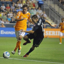 Philadelphia Union v Houston Dynamo in photos