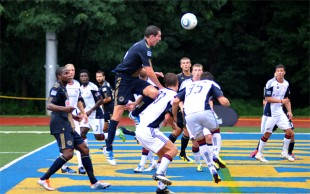 Union Reserves 2-0 win over the Revs in pictures