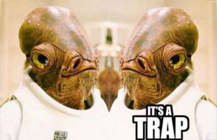 Toronto &#8211; It&#8217;s a trap!