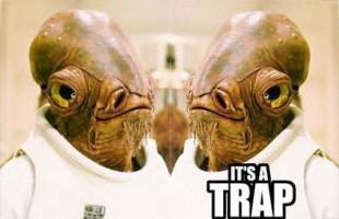 Toronto – It's a trap!