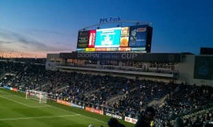 Match report: Union 1-2 San Jose