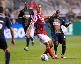 Match report: Philadelphia Union 1-3 Portland Timbers