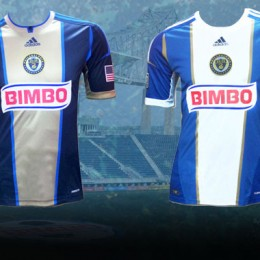 Union unveil new jerseys for 2012