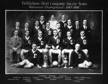 1917-18 Bethlehem Steel