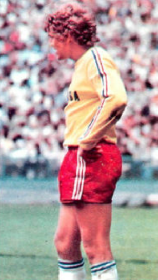 Bob Rigby looks on during the loss to Italy. (Photo: Courtesy of Sports Illustrated)
