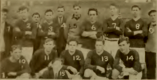 Philadelphia Hibernians, 1913-14
