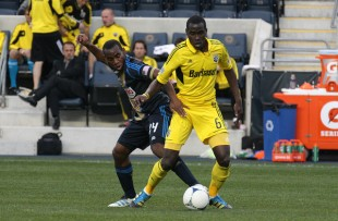 In pictures: Union Reserves 0-4 Crew at PPL Park