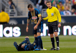 Suspension for foul vs. Valdes, power rankings, more