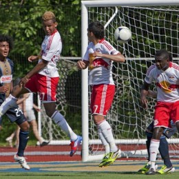In pictures: Union reserves 2-2 Red Bulls reserves