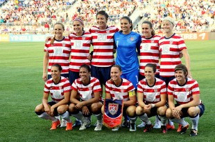 Match Report: USWNT 4 – 1 China