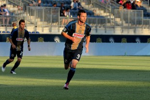 In pictures: Union 5-2 City Islanders