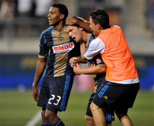 Union 4-0 Sporting KC in pictures