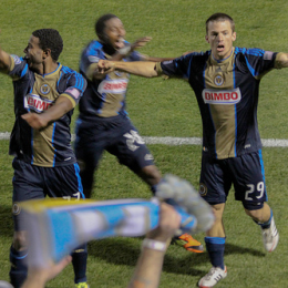 Union to host USOC semi with win, more