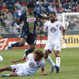 In pictures: Union 0-1 D.C. United