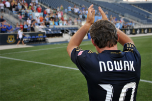 Peter Nowak departs the Union