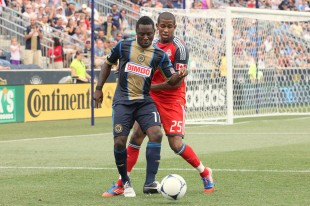In pictures: Union 3-0 Toronto FC