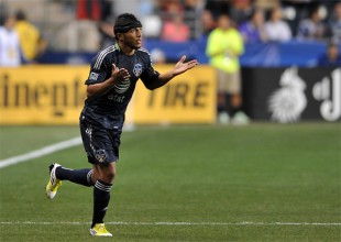 MLS All-Stars vs. Chelsea in pictures