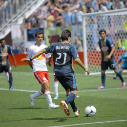 Le Toux on NY, Union fans; more news