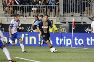 In pictures: Union 2-1 Montreal