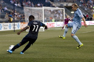 Match report: Union 0-2 Kansas City