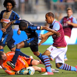 Match Report: Philadelphia 0-1 Aston Villa